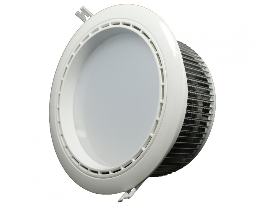 Lampa Downlight LED 36W Barwa: Zimna
