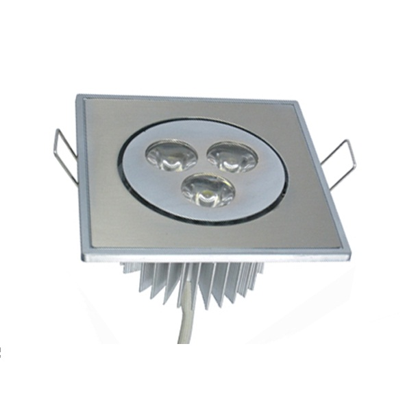 Lampa Downlight LED 3W Biały