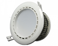 Lampa Downlight LED 15W Barwa: Zimna