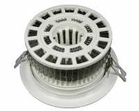 Lampa Downlight LED 24W Barwa: Zimna